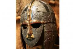 Recreation of the Sutton Hoo Helmet