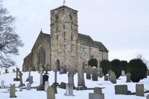 The Church of St John the Baptist, Kirk Hammerton