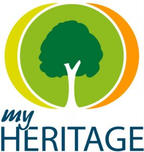 Deep Nostalgia My Heritage logo